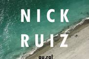 nick ruiz - aural - album cover